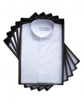Page boys Wing Collar White Shirt