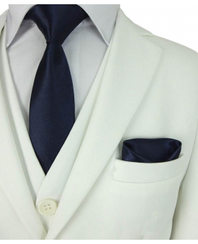 Boys Communion Ivory Suit Set