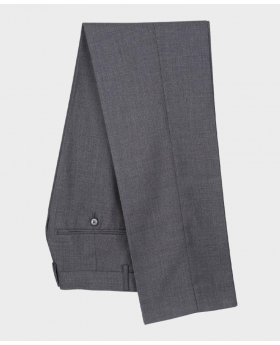 Trousers in charcoal grey