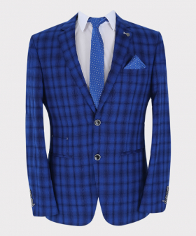 Blazer Jacket with accessories Front Close Jacket  Picture