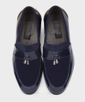 boys navy loafers boys formal shoes kinder schuhe