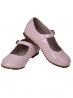 Flower Girls Party Wedding Christening Pink Shoes